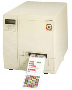 CB-416 Color Label Printer